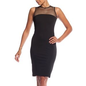 Torn by Ronny Kobo Carson Dress in Black (NWT!)